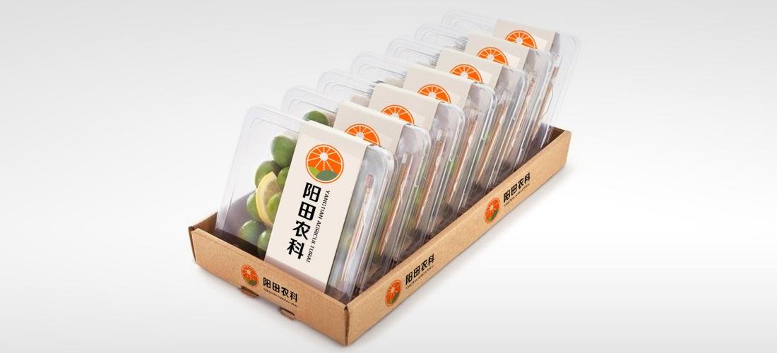 阳田农科包装设计