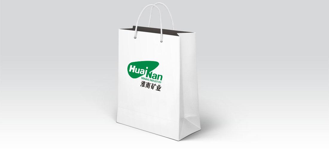 淮南矿业品牌VI设计