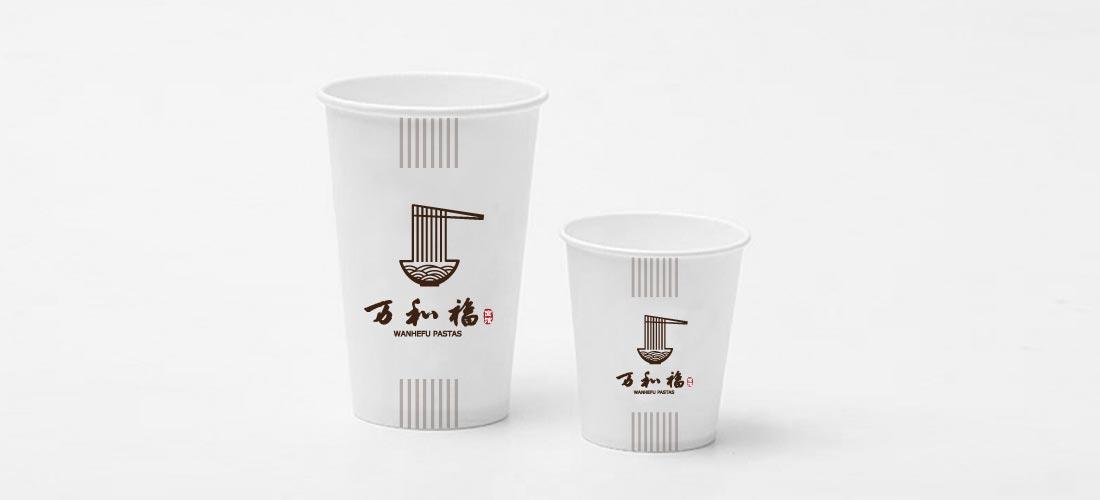 万和福面馆品牌VI设计