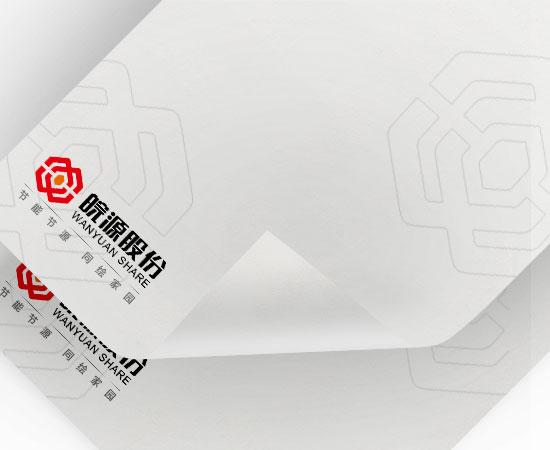 皖源股份品牌VI设计