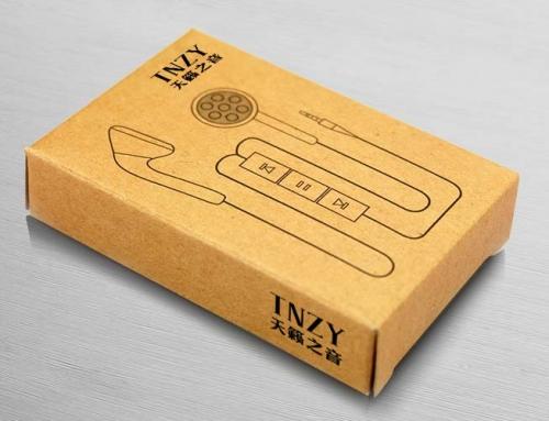 天籁之音电子产品包装设计